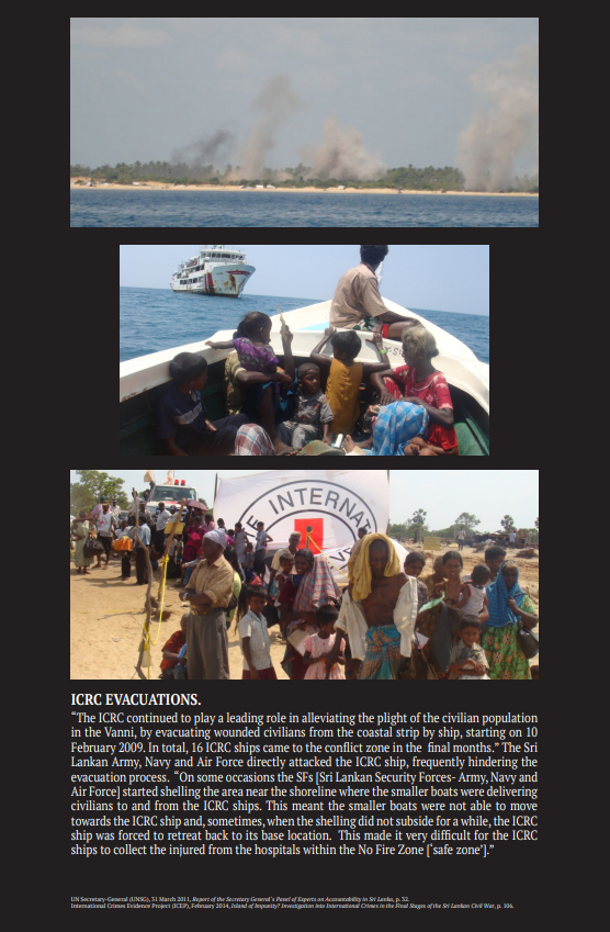 March- April 2009 – ICRC Evacuations