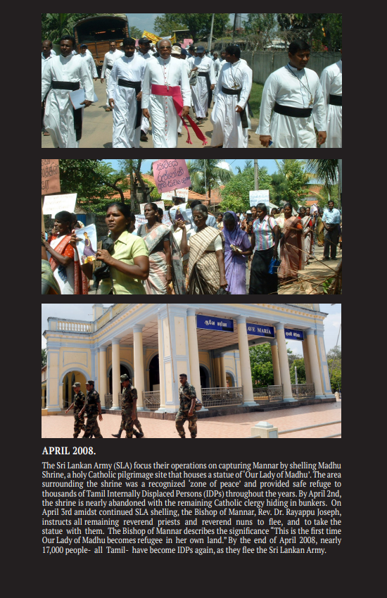 April 2008- 'Zone of Peace' Attacked