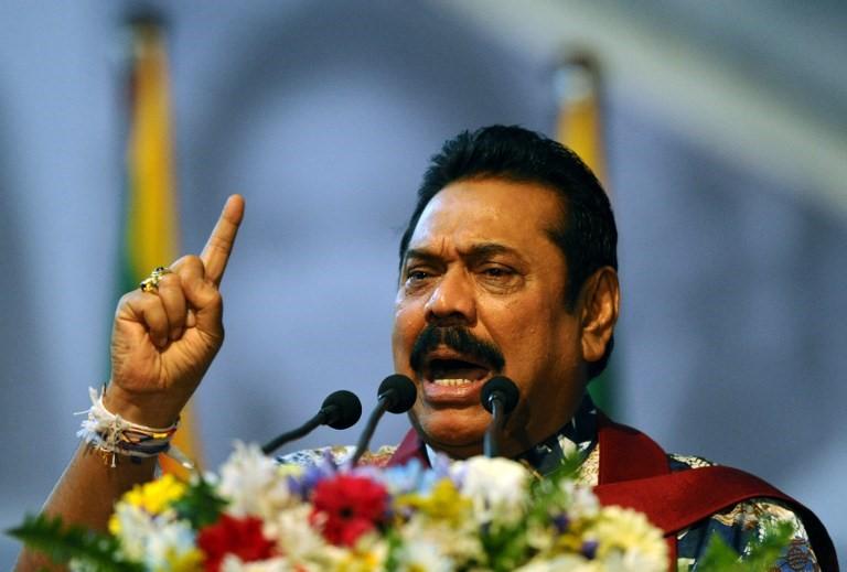 November 2005- The Rajapaksa Regime