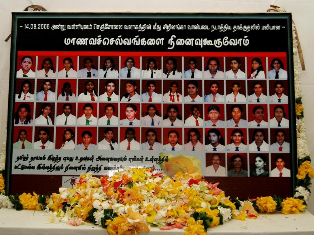 August 14, 2006- Sencholai Massacre