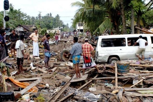 December 26, 2004 – Tsunami